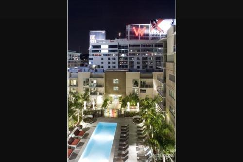 Luxe in Hollywood Parking Pool and Gym - Los Angeles, CA 90028