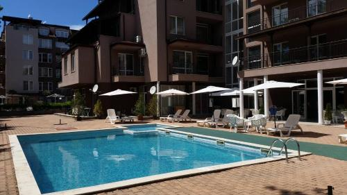 St. Sofia Apartments - Official Rental, Sunny Beach