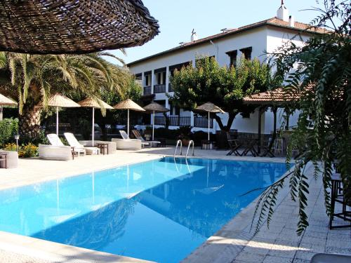 Kayakoy Villa Rhapsody Pension tatil