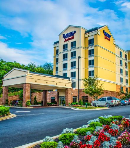 Fairfield Inn & Suites-Washington DC impression