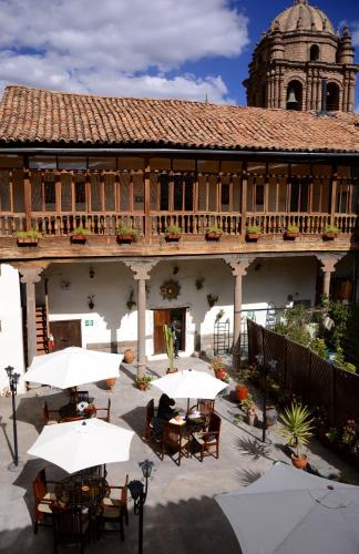 Unaytambo Boutique Hotel Cusco Photo
