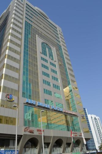 Abu Dhabi Plaza Hotel Apartments, Абу-Даби
