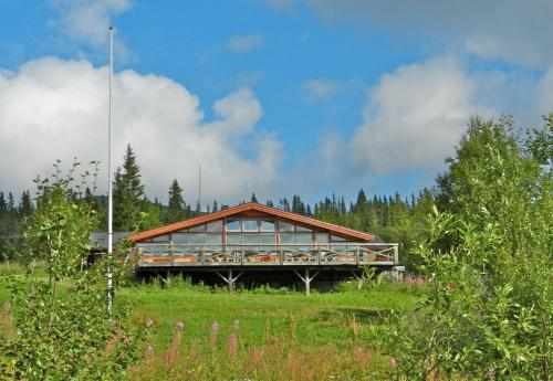 Fjällhalsen Cottages