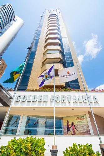 Golden Fortaleza by Intercity Photo