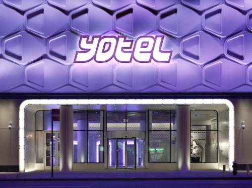Hotel Yotel New York Times Square