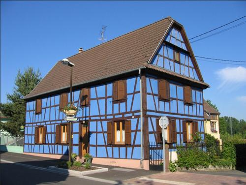 La Maison Bleue