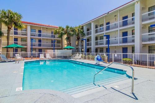 Motel 6 Jacksonville FL Airport Area - South Photo
