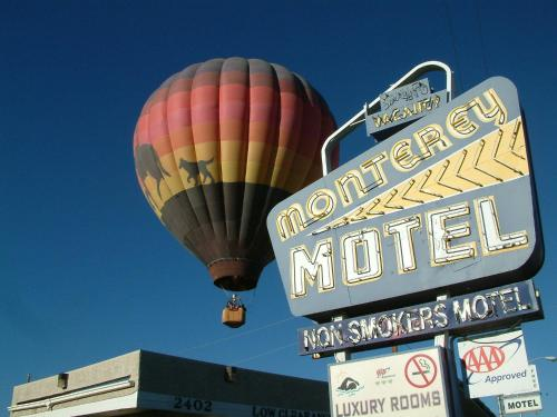 Monterey Non Smokers Motel Old Town Photo
