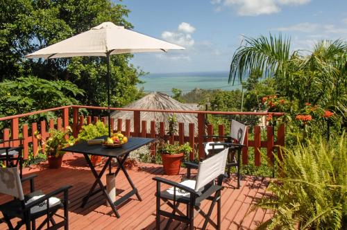 Villa Evasion, Port Mathurin