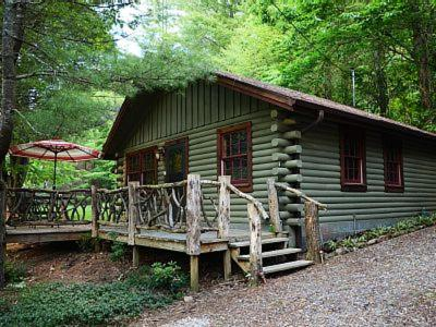 Lake Nantahala-smoky Mountain Cabins