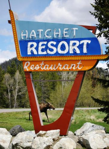 The Hatchet Resort Photo