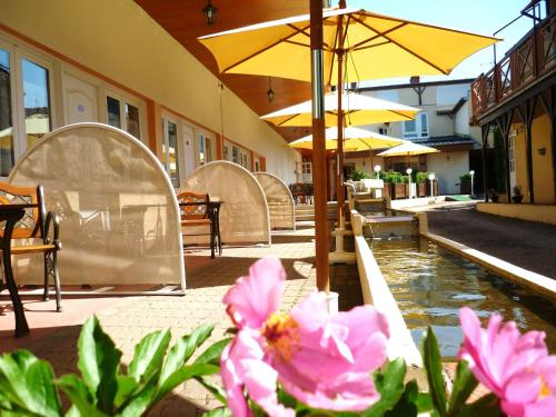 Inter-Hotel Clos Sainte-Marie - nevers -