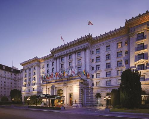 Fairmont San Francisco impression