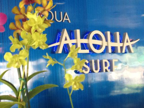 Aqua Aloha Surf Waikiki Photo