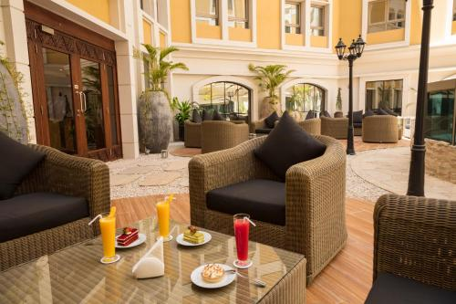 Coral Muscat Hotel and Apartments, Mascate