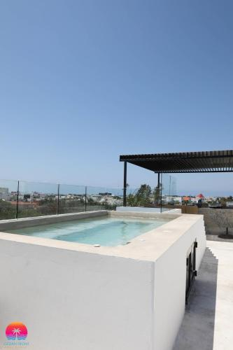 Anah Penthouse Terraza Privada Photo