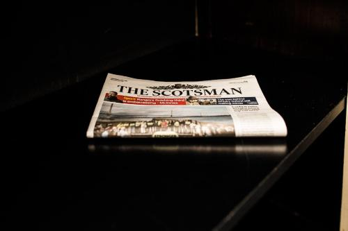 The Scotsman Hotel photo 64