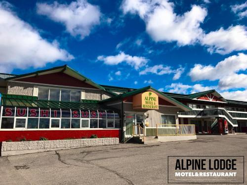 Alpine Lodge Motel & Restaurant Photo