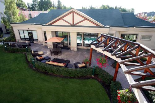 Courtyard Anchorage Airport - anchorage -