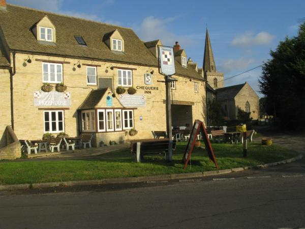 The Chequers in Cassington, Oxfordshire, England