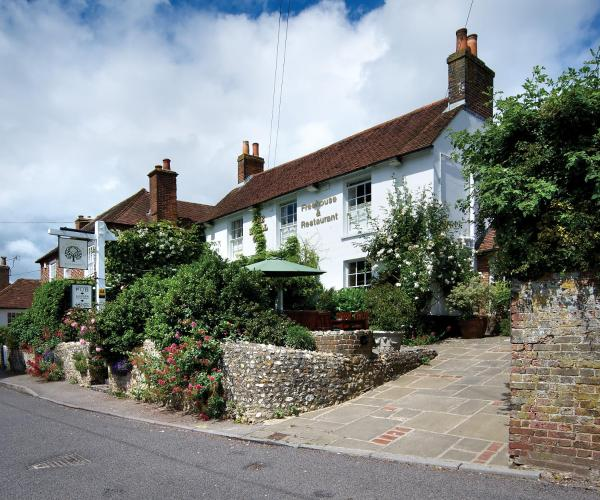 The Royal Oak Inn in Chichester, West Sussex, England