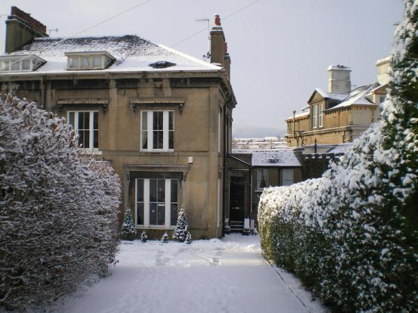 The Corner House Bed & Breakfast in Whitehaven, Cumbria, England
