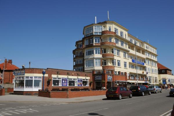 Expanse Hotel in Bridlington, East Riding of Yorkshire, England