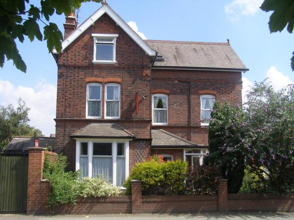 Anton Guest House Bed and Breakfast in Shrewsbury, Shropshire, England