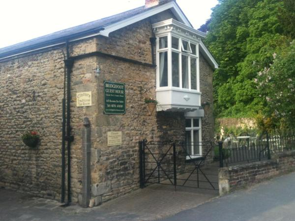 Bridgefoot Guest House in Pickering, North Yorkshire, England