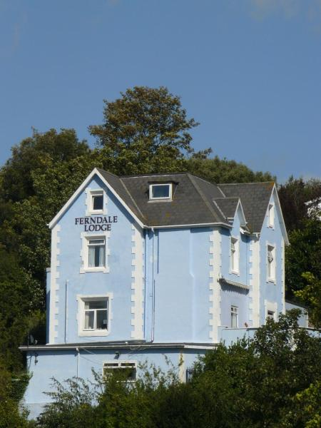 Ferndale Lodge in Torquay, Devon, England