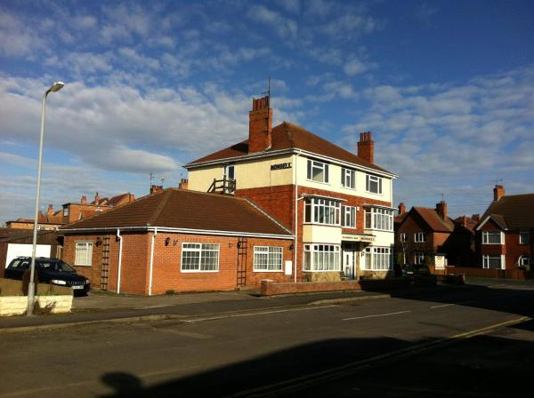 The Monsell Hotel in Skegness, Lincolnshire, England