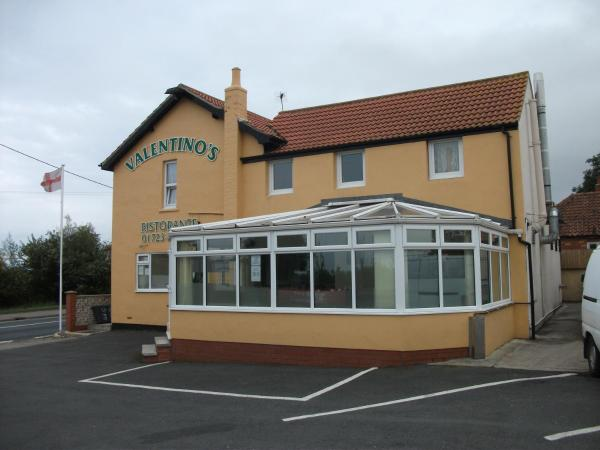 Valentino's in Filey, North Yorkshire, England