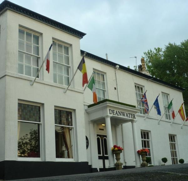 Deanwater Hotel in Wilmslow, Cheshire, England