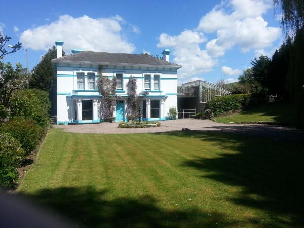 Culm Vale Country House in Stoke Canon, Devon, England