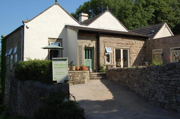 The Gables Bed & Breakfast in Matlock, Derbyshire, England