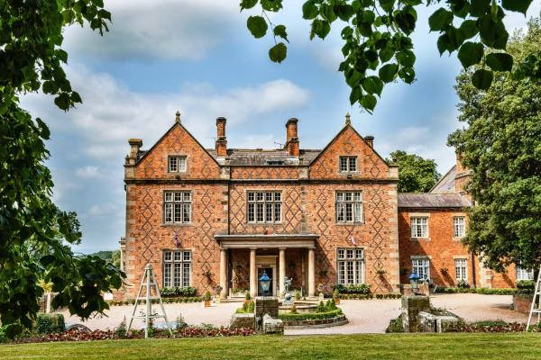 Willington Hall Hotel in Tarporley, Cheshire, England
