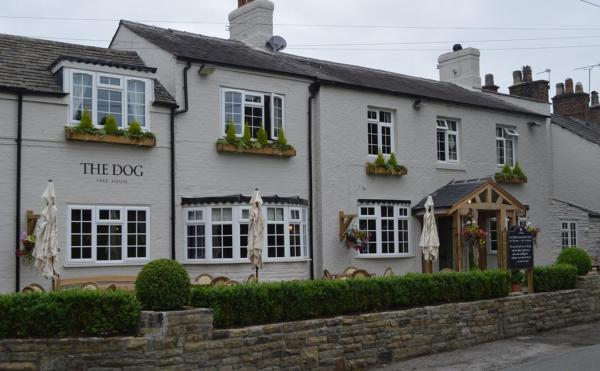 The Dog in Over Peover in Knutsford, Cheshire, England