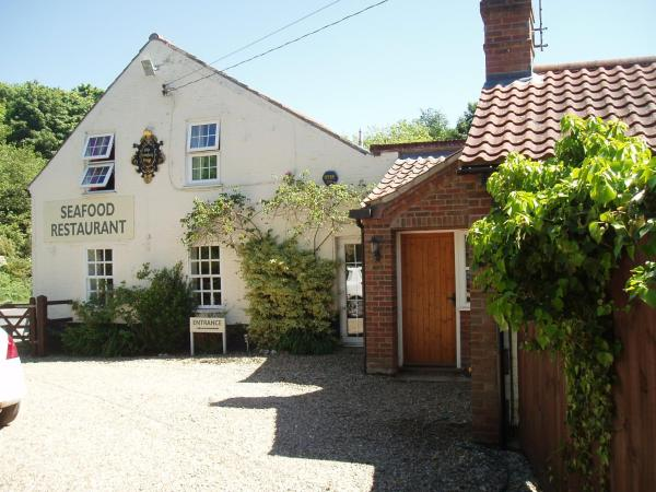 The Old Forge Seafood Restaurant and Bed and Breakfast in Thursford, Norfolk, England