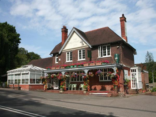 The Wheatsheaf Inn in Haslemere, Surrey, England
