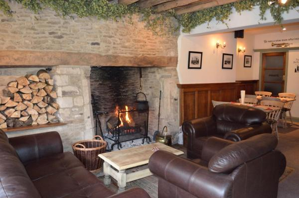 Old Swan Inn Lechlade in Lechlade, Gloucestershire, England
