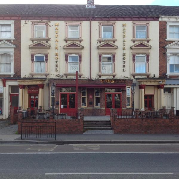 Mayfair Hotel in Kingston upon Hull, East Riding of Yorkshire, England