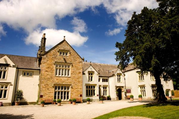 Mitton Hall Hotel in Clitheroe, Lancashire, England