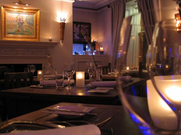 The Frenchgate Restaurant & Hotel in Richmond, North Yorkshire, England