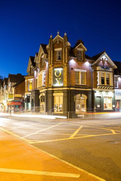OX Hotel, Bar, & Grill in Poole, Dorset, England