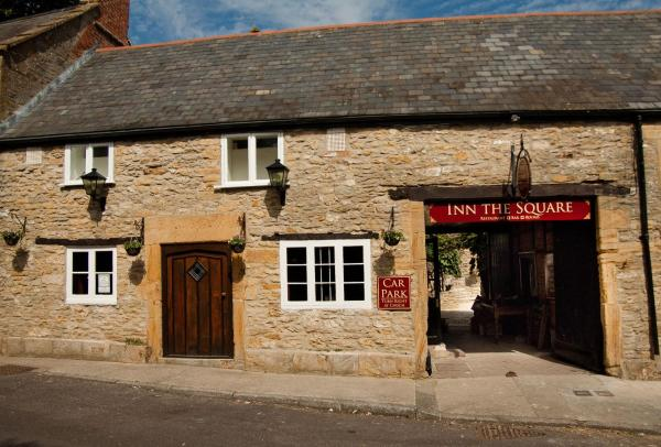 Inn the Square in Yeovil, Somerset, England