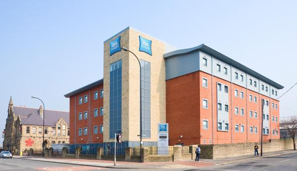 ibis budget Sheffield Arena in Sheffield, South Yorkshire, England