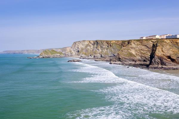 Sands Resort Hotel in Newquay, Cornwall, England