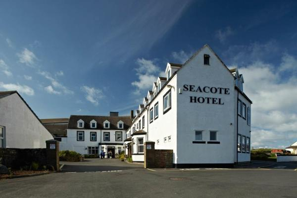 Seacote Hotel in St Bees, Cumbria, England