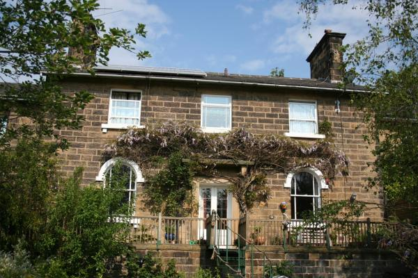 The Old Station House B&B in Matlock, Derbyshire, England
