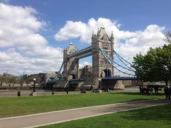 Tower Bridge Apartment in London, Greater London, England